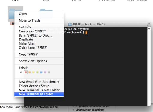New Terminal at Folder